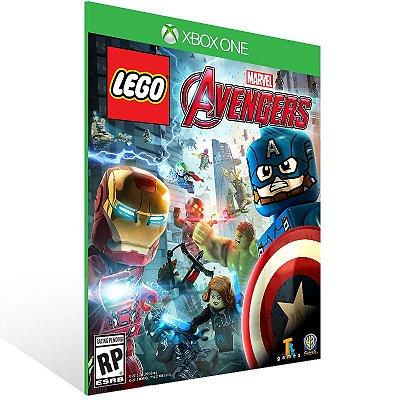 XBOX One - LEGO Marvel's Vingadores - Digital Código 25 Dígitos Americano