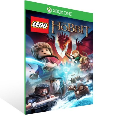 Xbox One - LEGO The Hobbit - Digital Código 25 Dígitos US