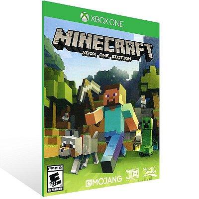 Xbox One - Minecraft: Xbox One Edition - Digital Código 25 Dígitos US