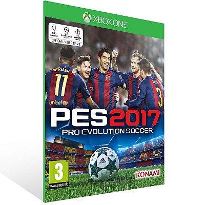 Xbox One - Pro Evolution Soccer 2017 - Digital Exclusive - Digital Código 25 Dígitos US