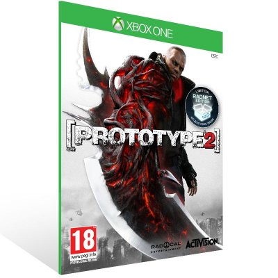Xbox One - PROTOTYPE 2 - Digital Código 25 Dígitos US