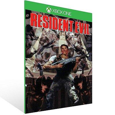 Xbox One - Resident Evil - Digital Código 25 Dígitos US