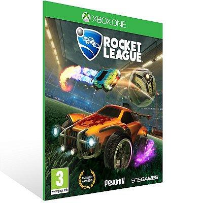 Xbox One - Rocket League - Digital Código 25 Dígitos US
