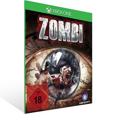 Xbox One - ZOMBI - Digital Código 25 Dígitos US
