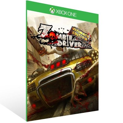 Xbox One - Zombie Driver Ultimate Edition - Digital Código 25 Dígitos US