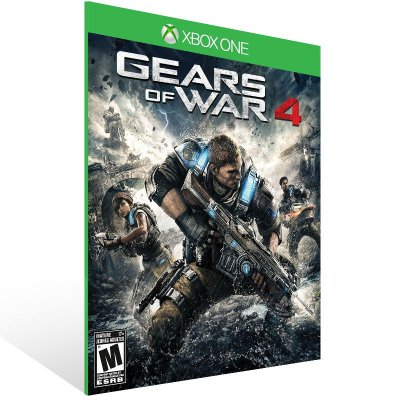 Xbox One - Gears of War 4 - Digital Código 25 Dígitos US