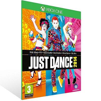 XBOX One - Just Dance 2014 - Digital Código 25 Dígitos Americano