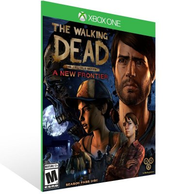 Xbox One - The Walking Dead: A New Frontier - The Complete Season (Episodes 1-5) - Digital Código 25 Dígitos US