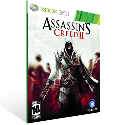 Xbox 360 - Assassin's Creed II - Digital Código 25 Dígitos US