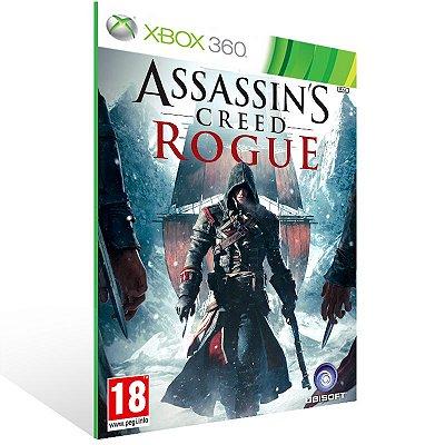 Xbox 360 - Assassin's Creed Rogue - Digital Código 25 Dígitos US