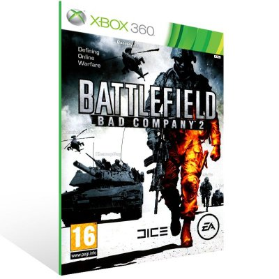 Xbox 360 - Battlefield: Bad Co. 2 - Digital Código 25 Dígitos US