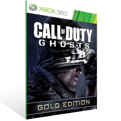 Xbox 360 - Call of Duty: Ghosts - Digital Código 25 Dígitos US