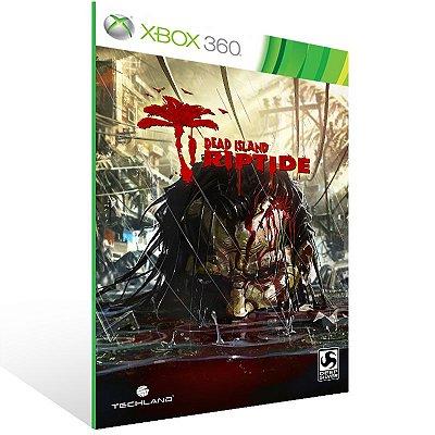 Xbox 360 - Dead Island Riptide - Digital Código 25 Dígitos US