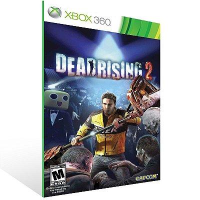 Xbox 360 - Dead Rising 2 - Digital Código 25 Dígitos US