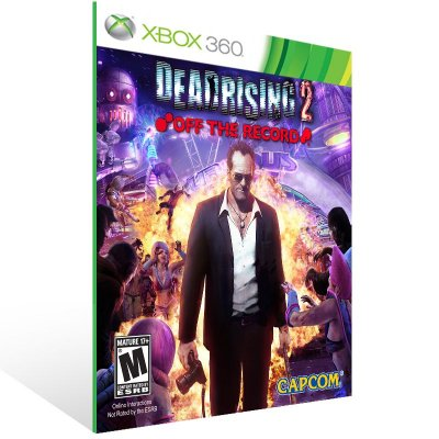 XBOX 360 - DEAD RISING 2 OFF THE RECORD - Digital Código 25 Dígitos Americano