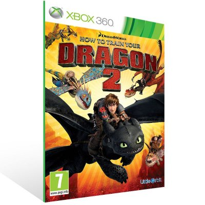 Xbox 360 - HTTYD 2 - Digital Código 25 Dígitos US