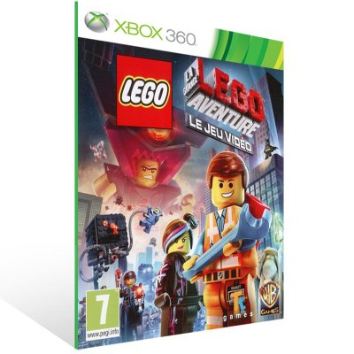 Xbox 360 - LEGO Movie Videogame - Digital Código 25 Dígitos US