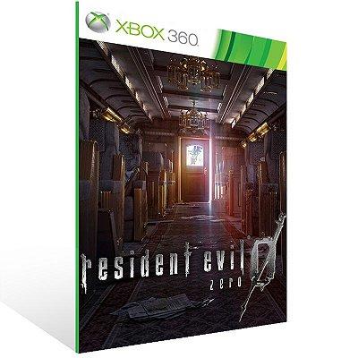 Xbox 360 - Resident Evil 0 - Digital Código 25 Dígitos US