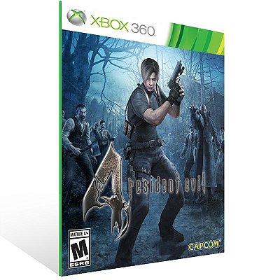 Xbox 360 - Resident Evil 4 - Digital Código 25 Dígitos US