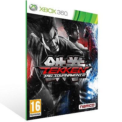 Xbox 360 - TEKKEN TAG TOURNAMENT 2 - Digital Código 25 Dígitos US