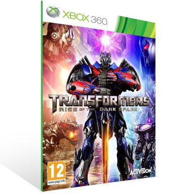 Xbox 360 - TRANSFORMERS: RotDS - Digital Código 25 Dígitos US