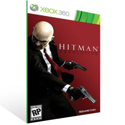 XBOX 360 - Hitman: Absolution - Digital Código 25 Dígitos Americano