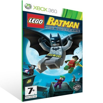 Xbox 360 - LEGO Batman - Digital Código 25 Dígitos US