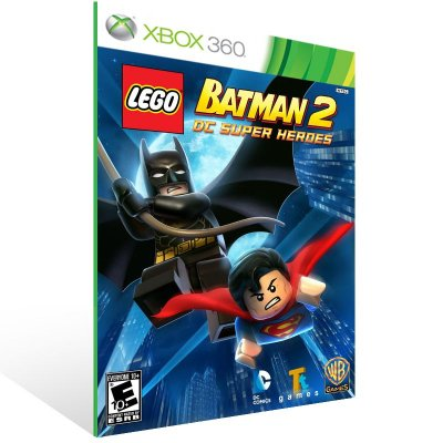 Xbox 360 - LEGO Batman 2 - Digital Código 25 Dígitos US