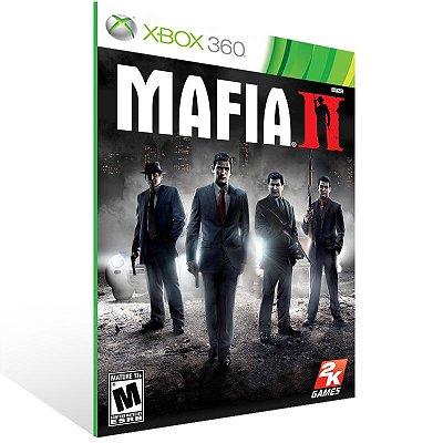 XBOX 360 - Mafia II - Digital Código 25 Dígitos Americano