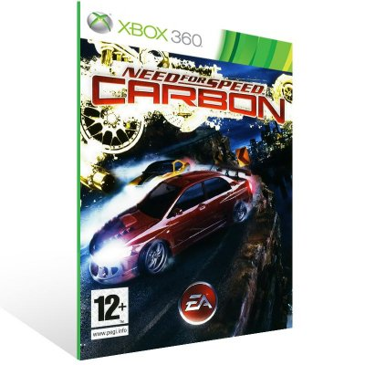 Xbox 360 - Need for Speed Carbon - Digital Código 25 Dígitos US
