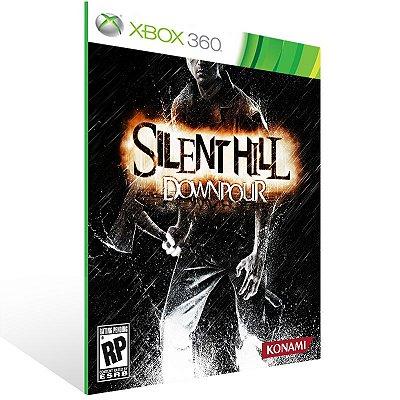 Xbox 360 - Silent Hill: Downpour - Digital Código 25 Dígitos US