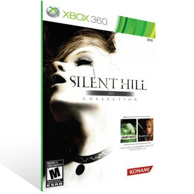 Xbox 360 - Silent Hill: HD Collection - Digital Código 25 Dígitos US