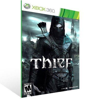 Xbox 360 - Thief - Digital Código 25 Dígitos US