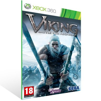 Xbox 360 - Viking - Digital Código 25 Dígitos US