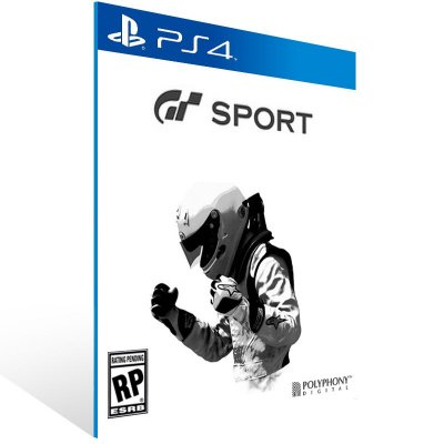 PS4 - Gran Turismo Sport - Digital Codigo 12 Dígitos US