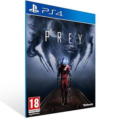 PS4 - Prey  - Digital Código 12 Dígitos US