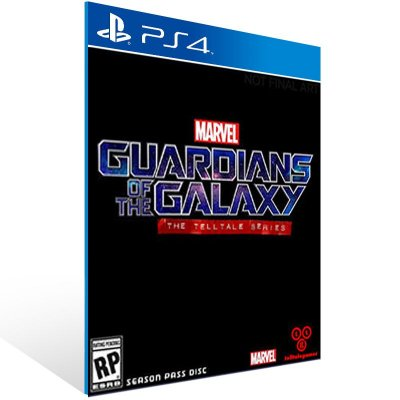 PS4 - Guardiões da Galáxia - Digital Código 12 Dígitos US