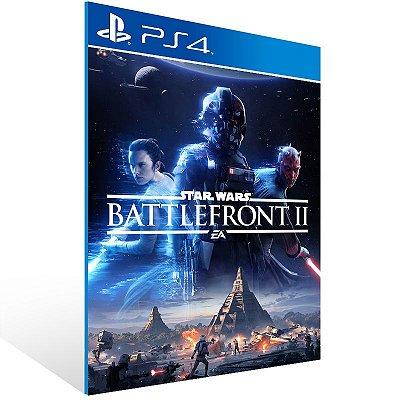 PS4 - Star Wars Battlefront 2 - Digital Código12 Dígitos US