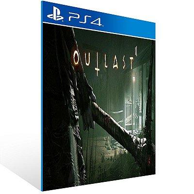 PS4 - Outlast 2 - Digital Código 12 Dígitos US