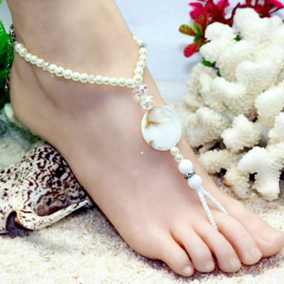 Sandálias Descalças De Ágata (TORNOZELEIRA)