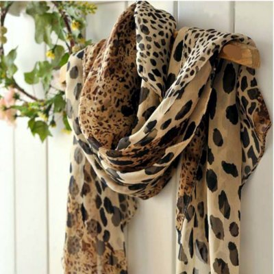 Echarpe Leopard