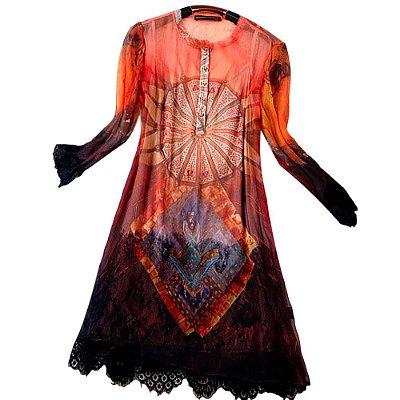Vestido Fashion Brand