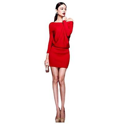Vestido Fashion Europeu
