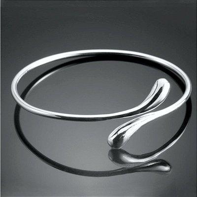 Bracelete Fashion Em Prata 925 Maciça