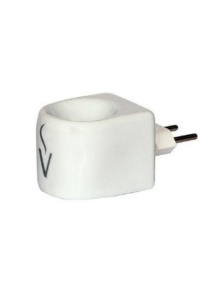 Difusor elétrico de cerâmica