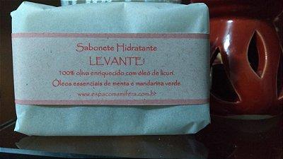 Sabonete Hidratante LEVANTE!