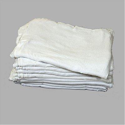 Saco Alvejado Aberto para Limpeza (57x80cm)