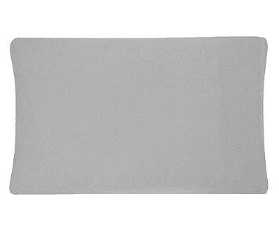 Fronha Avulsa 50 x 70cm em malha Vivaldi - Aluminio 1136