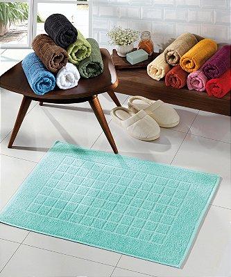 Toalha para piso Royal Dohler – Verde