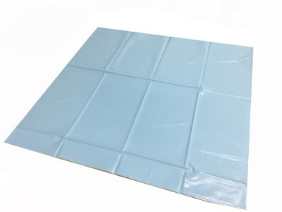 Toalha de Chá em PVC 70 X 70 cm Sortido